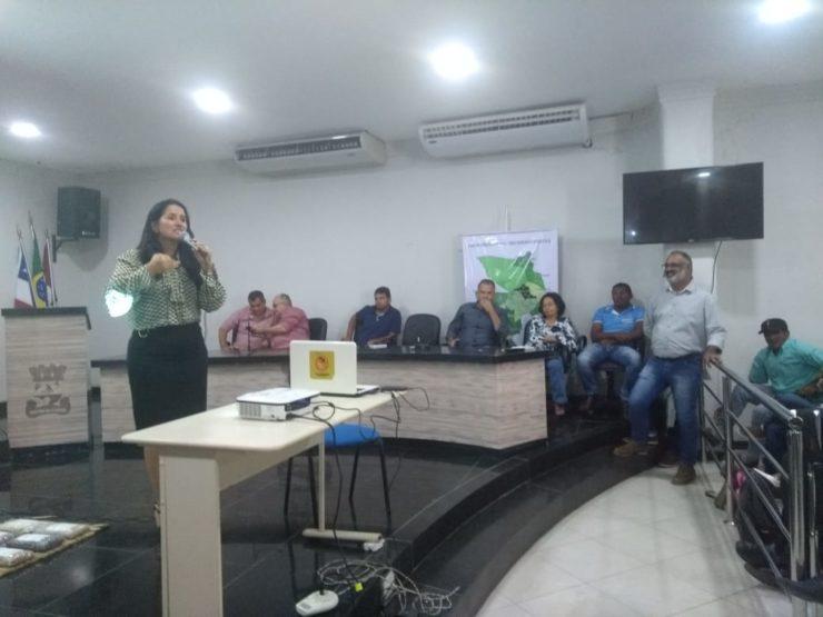 seminário discutiu agricultura familiar