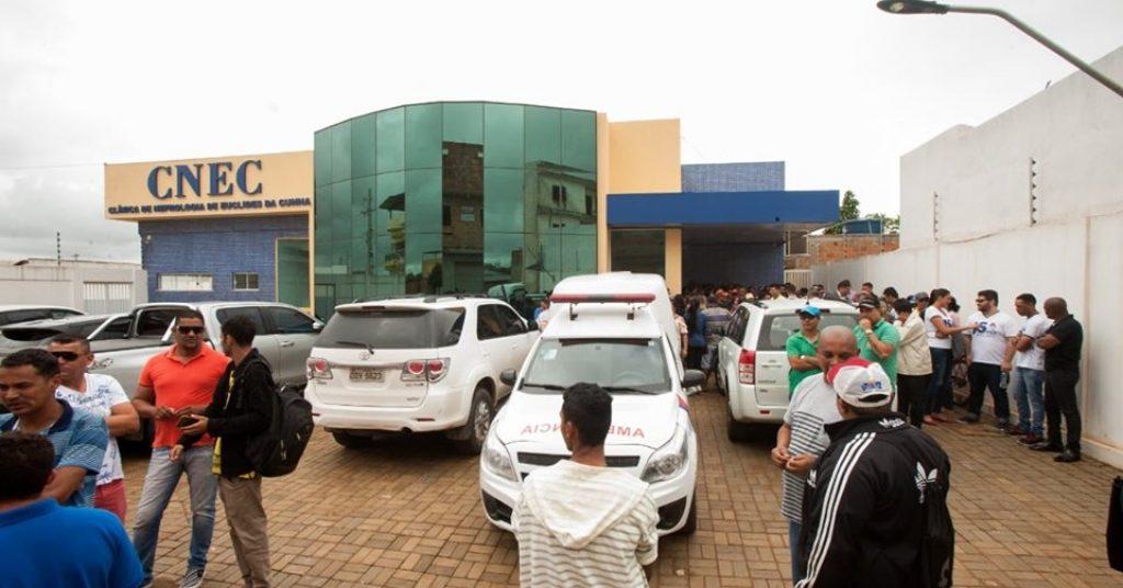 clínica de hemodiálise inaugurada
